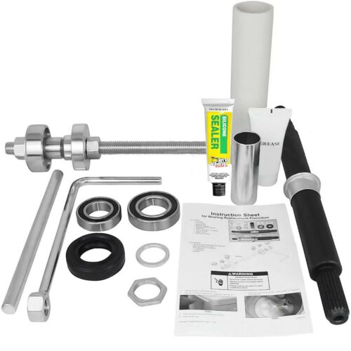 W10447783 W10435302 Whirlpool Cabrio Maytag Bearing Installation Tool Washer Kit