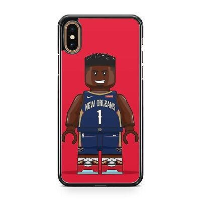 Zion Williamson Lego NBA iPhone 5 5S 6 6S 7 8 Plus X XS XR 11 Pro Max Case 35