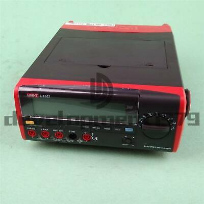 Ut803 Digital True Rms Bench Multimeter 100khz Usb Rs232 K Type Thermocouple