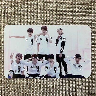 BTS GROUP [ O!RUL8,2? 1st Mini Album Official Photocard ] ORUL82 / NEW /+Gift