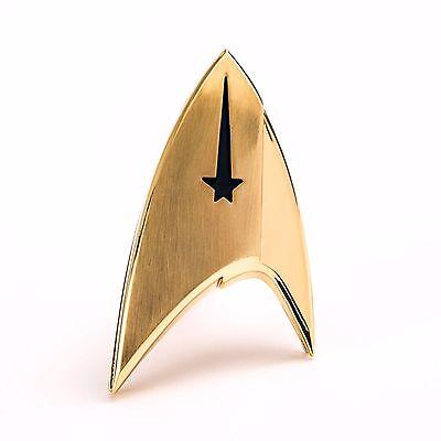 Discovery Command Uniform Abzeichen Badge Pin - Star Trek Star Trek Abzeichen