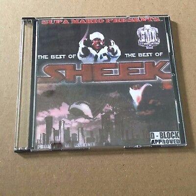 Supa Mario Presents Best of Sheek Louch D-Block RARE NYC Hip Hop Mixtape Mix (Best Of D Block)