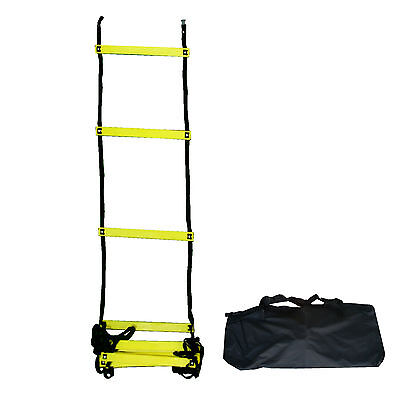 Speed Agility Training Sports Equipment Ladder 15 Feet
