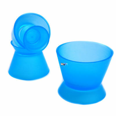 4pcsset Dental Lab Silicone Mixing Bowl Cup For Dental Clinic