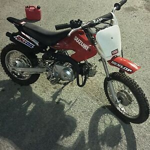 Small dirt bike for kids