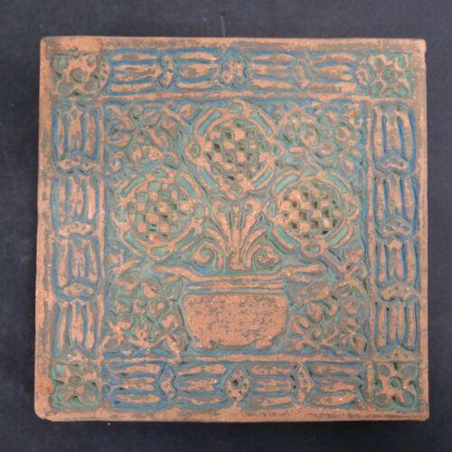 Batchelder California Tile Flower Pot
