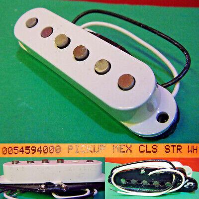 FENDER MEXICAN VINTAGE STRATOCASTER PICKUP – 0054594000 ORIGINAL SPARE PART