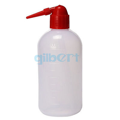 250500ml Lab Squeeze Bottle Tattoo With Wash Red Bird Tip Plastic Pe Laboratory