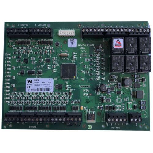 Genetec Mercury Security MR52  2-Door Access Control Interface Module