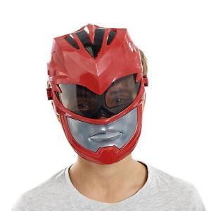 Power Rangers Movie FX Sounds Red Ranger Talking Mask