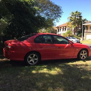 2001 Holden Commodore Sedan Ruse Campbelltown Area Preview