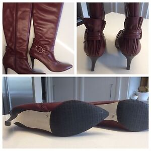 Brand new Diana Ferrari soft leather boots, size 9.5 Woolooware Sutherland Area Preview
