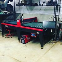 Offering CNC plasma cutting and welding