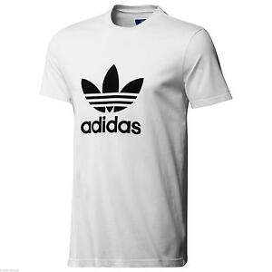 adidas originals t-shirt white