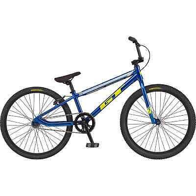 GT Mach One Pro 24 2021 Complete BMX Bike - Blue