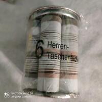 Herrentaschentücher im 6er pack Rheinland-Pfalz - Rodalben Vorschau