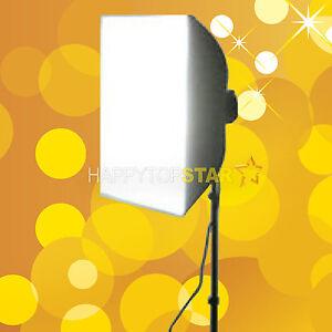 Photo-Video-Studio-50cm-x-70cm-Softbox-with-E27-4-socket-head-for-Flash-Lighting
