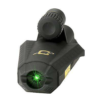 Cassini Illuminator Green Laser Night Vision For Porro Binoculars    Black