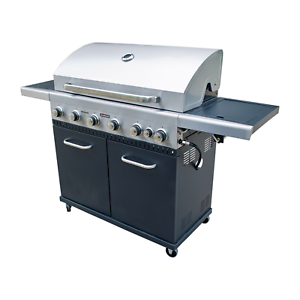 BBQ- Gas with 6 burners Glenroy Moreland Area Preview