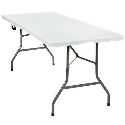 Klapptisch Klappbar Buffettisch Esstisch Gartentisch Campingtisch Tisch 183 cm - Klapptische