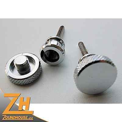 Goeldo / Kluson EP50C Multi-Lock, 12/17mmØ / chrom (1 Paar)