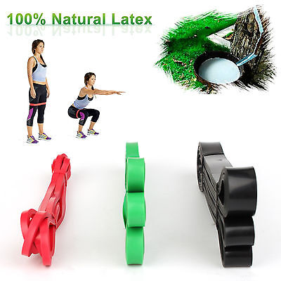 Heavy Duty Best Pull Up Assist Band Long-Lasting Strength Resistance Band (Best Pull Up Assist Bands)