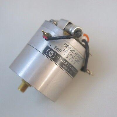 1pc Hpagilent 86222-60007 3.8ghz Sma Rf Coaxial Oscillator