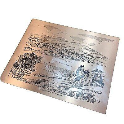 Camlough Lake Bessbrook County Armagh Ireland Sign - Engraved - Irish History