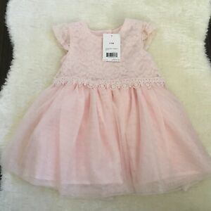 New baby party dress (6-12, 12-18, or 18-24m)
