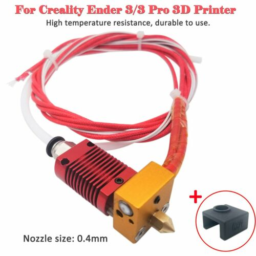 Professional Extruder Heater Hot End Kits for Creality Ender