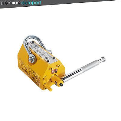 Heavy Duty 660lb Steel Magnet Lifting 300kg Magnetic Lifter Hoist Crane