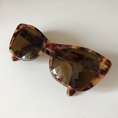 Vintage Persol Ratti PP504 meflecto women's sunglasses - 1980s rectangle cat eye