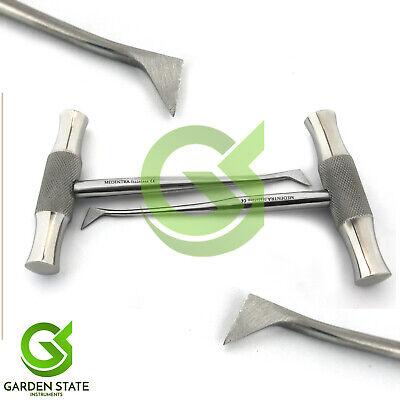 T Cross-bar Dental Winter Elevator Shank Blade Leftright Extraction Instruments