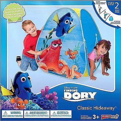 (Kids Playtent Playhut NEMO DORY Classic Hideaway Playhouse Indoor Outdoor Tent)