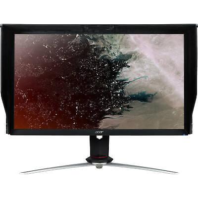 """Acer Nitro XV3 Gaming Monitor 27"""" LCD Display 3840x2160 144 Hz 350 Nit"""