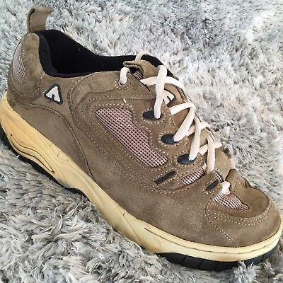 Airwalk Mens Shoes (Airwalk Skate Board Mens Shoes Sz 8 Kakhi Suede M )