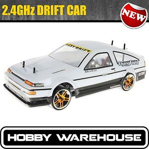 HSP-Initial-D-Toyota-AE86-2-4Ghz-Electric-Drift-Road-1-10-Scale-94123-RC-Car