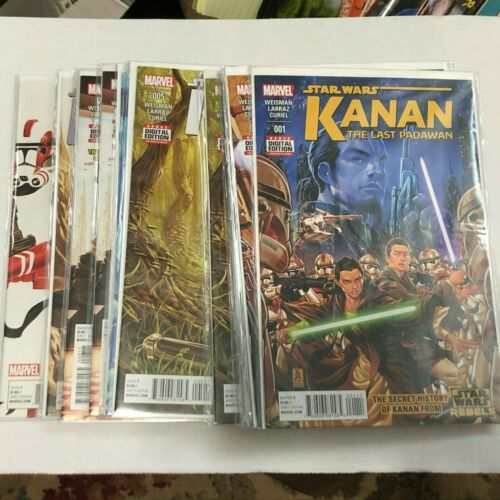 Marvel Star Wars Kanan The Last Padawan - Multi Listing - NM Sabine Hera Ezra