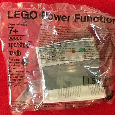 LEGO POWER FUNCTIONS BATTERY BOX 88000 for CHRISTMAS Winter Holiday Train 10254