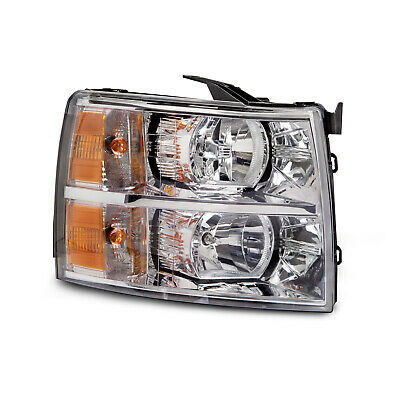 Headlight Right Passenger Fits 2007-2012 Chevrolet Silverado 1500/2500/3500