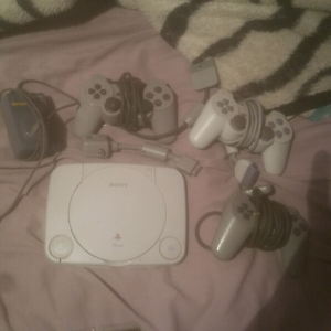 Ps1 bundle console and games Rutherford Maitland Area Preview