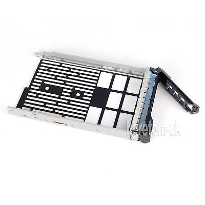 """3.5"""" SAS SATA HDD Hard Drive Tray Caddy For Dell KG1CH R730 R630 R720 R710 R810"""