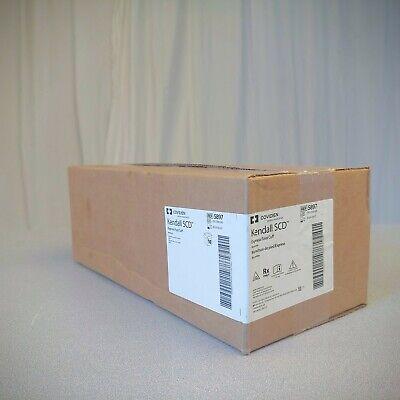 Covidien Kendall Scd Ref 5897 10cs Express Foot Cuff Medium New