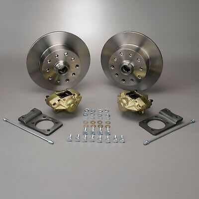 1971-1979 VW Super Beetle Front Disc Brake Conversion Kit 5 Lug Pattern 319937