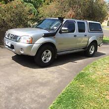 2004 Nissan Navara Wandana Heights Geelong City Preview