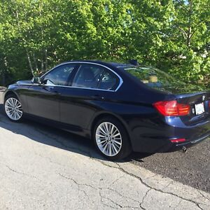 BMW 328i x-drive (diesel) with warranty to 160000kms