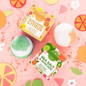 For today only! Buy one bath bomb, get one free!