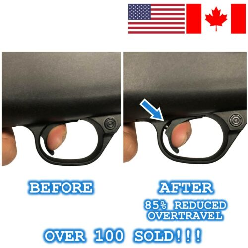 """Ruger 10/22 1022 Created by Cay Trigger """"Double Tap"""" Over Travel Limiter Upgrade"""