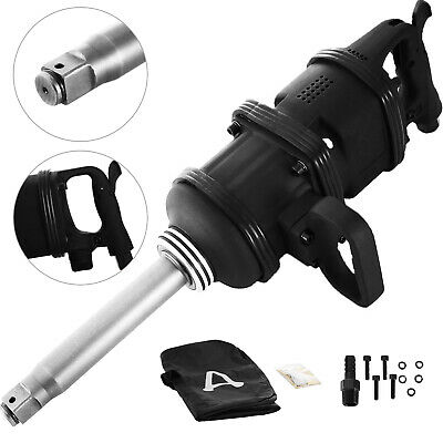 5000 Ftlbs New Air Impact Wrench Tool Gun 1inch Drive Torque Pneumatic Tools