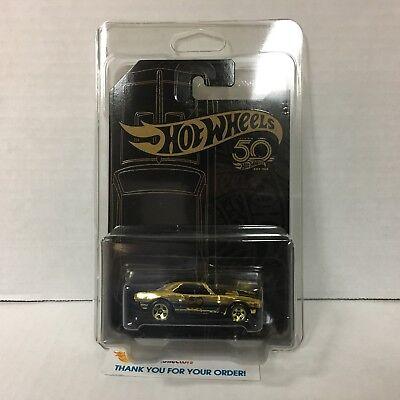 '67 Camaro * 50th Anniversary * GOLD CHASE CAR * 2018 Hot Wheels * F23